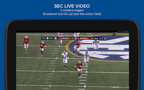 CBS Sports Screenshot 16