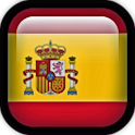 Speak Spanish in 12 days Free logo