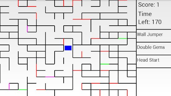 Maze Waze screenshot
