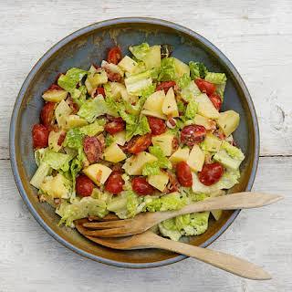 Bacon Lettuce and Tomato Potato Salad.