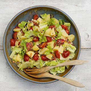 Lettuce Potato Salad Recipes.