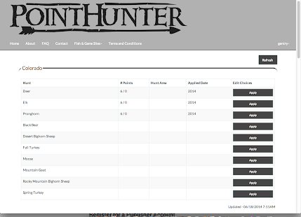 Point hunter mod apk for Kentucky fishing license cost