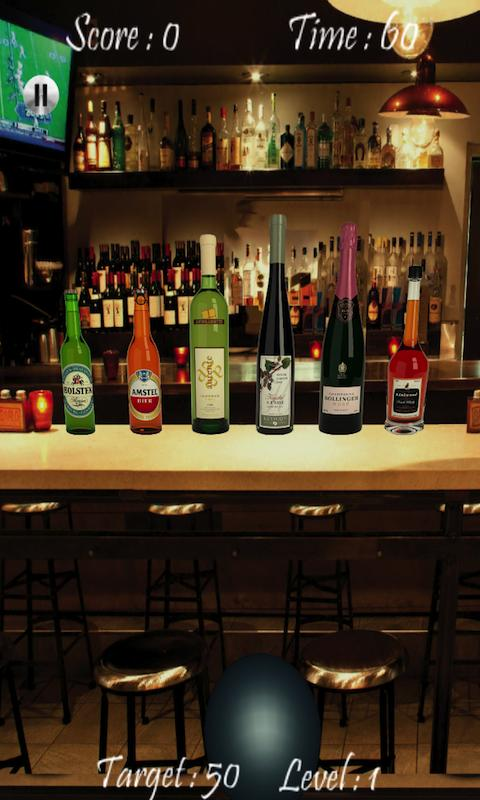 Crack a Bottle - screenshot