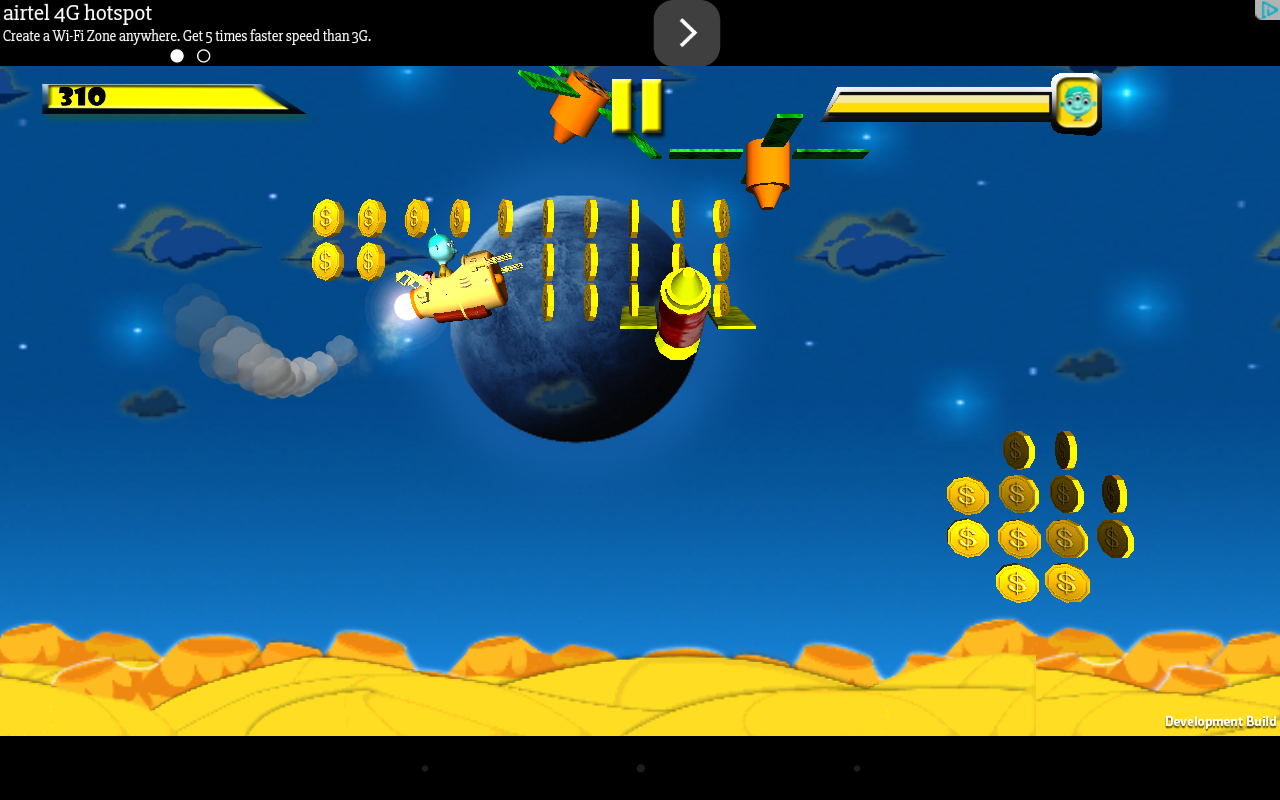 Blast through space android apps on google play for Space blast 3d