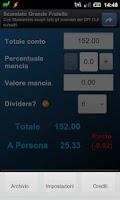 Screenshot of Tip Calc & Rec -Tip calculator