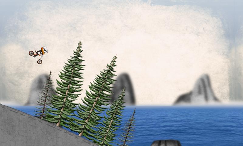 Stickman Downhill screenshot #3