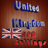 United Kingdom APN Settings