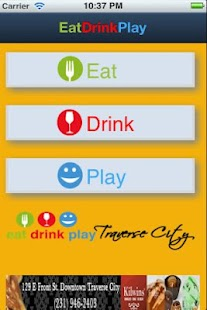 Eat Drink Play Traverse City - screenshot thumbnail
