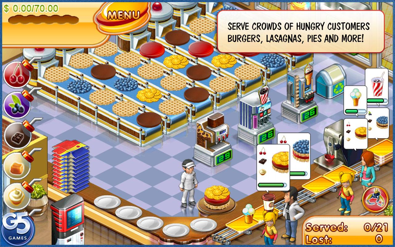 Stand O'Food® 3- screenshot