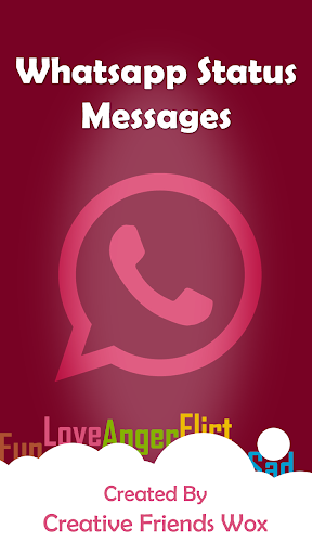 Status Messages for Whatsapp