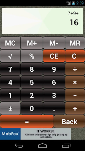 【免費工具App】StdCalc Calculator-APP點子