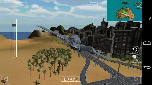 World Trip Simulator