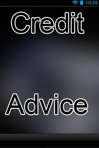 Credit Advice