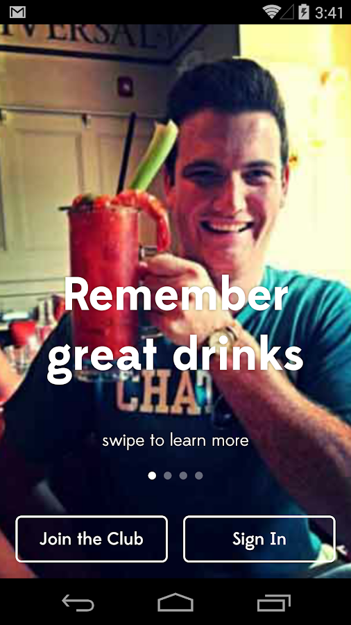 Swig - Drink Explorers Club- screenshot