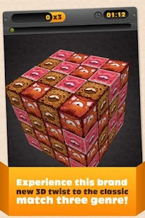 Monster Cube Free - screenshot thumbnail