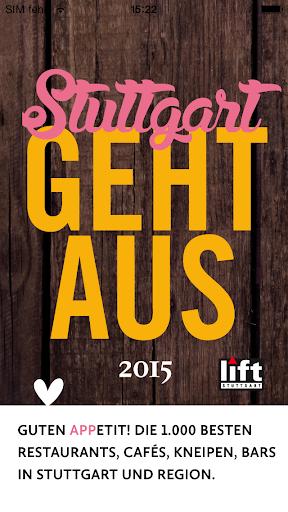 Stuttgart geht aus 2015