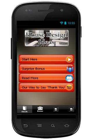 【免費書籍App】Ideas For House Design-APP點子