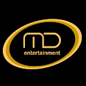 MD Entertainment Shortcut logo
