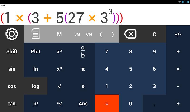 King Calculator Screenshot 11