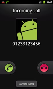 Caller Info (United Kingdom) - screenshot thumbnail