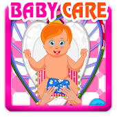 Baby Taking Care - Baby Games