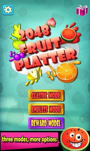 Fruit Platter 2048