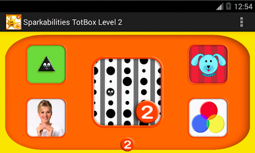 Sparkabilities TotBox Level 2- screenshot thumbnail