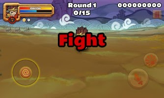 Screenshot of KungFu Go