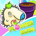 Flower Rush HD icon