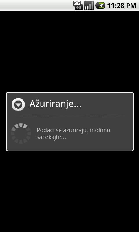 Horoskop- screenshot