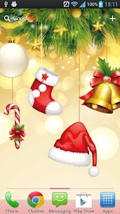 Christmas HD Live Wallpaper - screenshot thumbnail