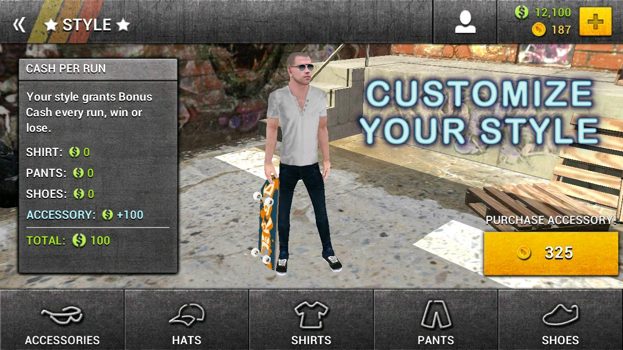 Boardtastic Skateboarding 2 - screenshot
