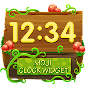 Emoji Clock Widget