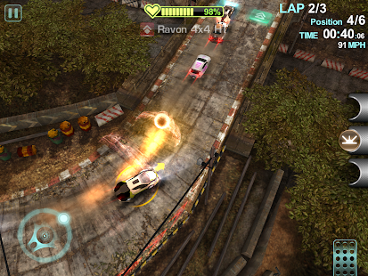 Blur Overdrive - screenshot thumbnail