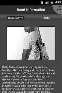 Matty Tosca - screenshot thumbnail