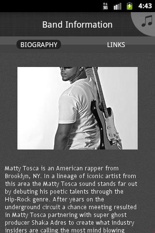 Matty Tosca - screenshot