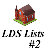 LDS Lists #2 (Mormon)