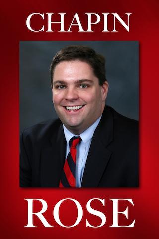 Illinois Senator Chapin Rose