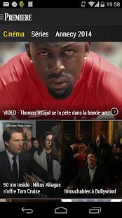 Première Ciné - screenshot thumbnail