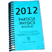 Particle Physics Booklet 2012