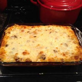 Pasta Lasagna.