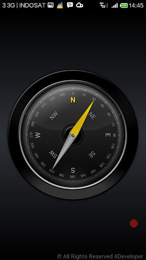 【免費工具App】Simple Compass Pro-APP點子