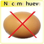 No Como Huevo