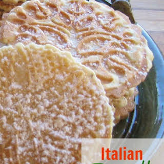 Best Italian Pizzelle Recipe - Italian Wafer Cookies Recipe How To Make Pizzelle Cookies - Christmas Cookie Recipes.