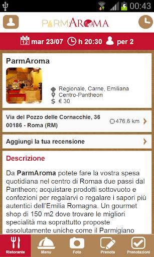 ParmAroma