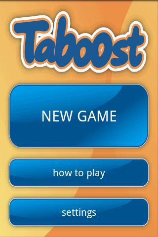 Taboost - screenshot