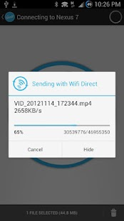 Send! | File Transfer (NFC) - screenshot thumbnail