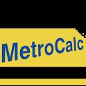 MetroCalc logo