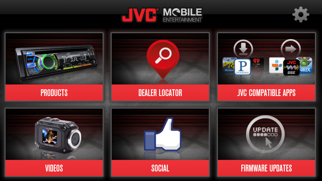 JVC Mobile Plugged-In- screenshot