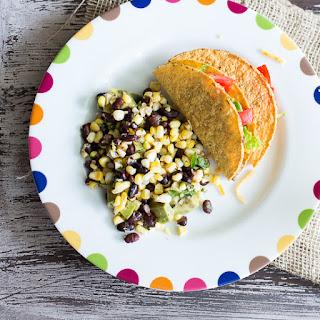 Corn, Avocado and Black Bean Salad